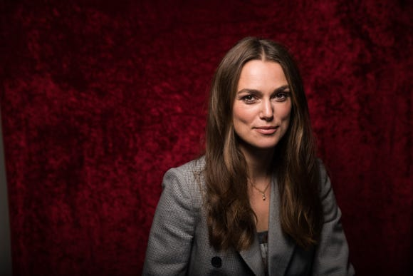 Keira Knightley would like a word about fairy tales.