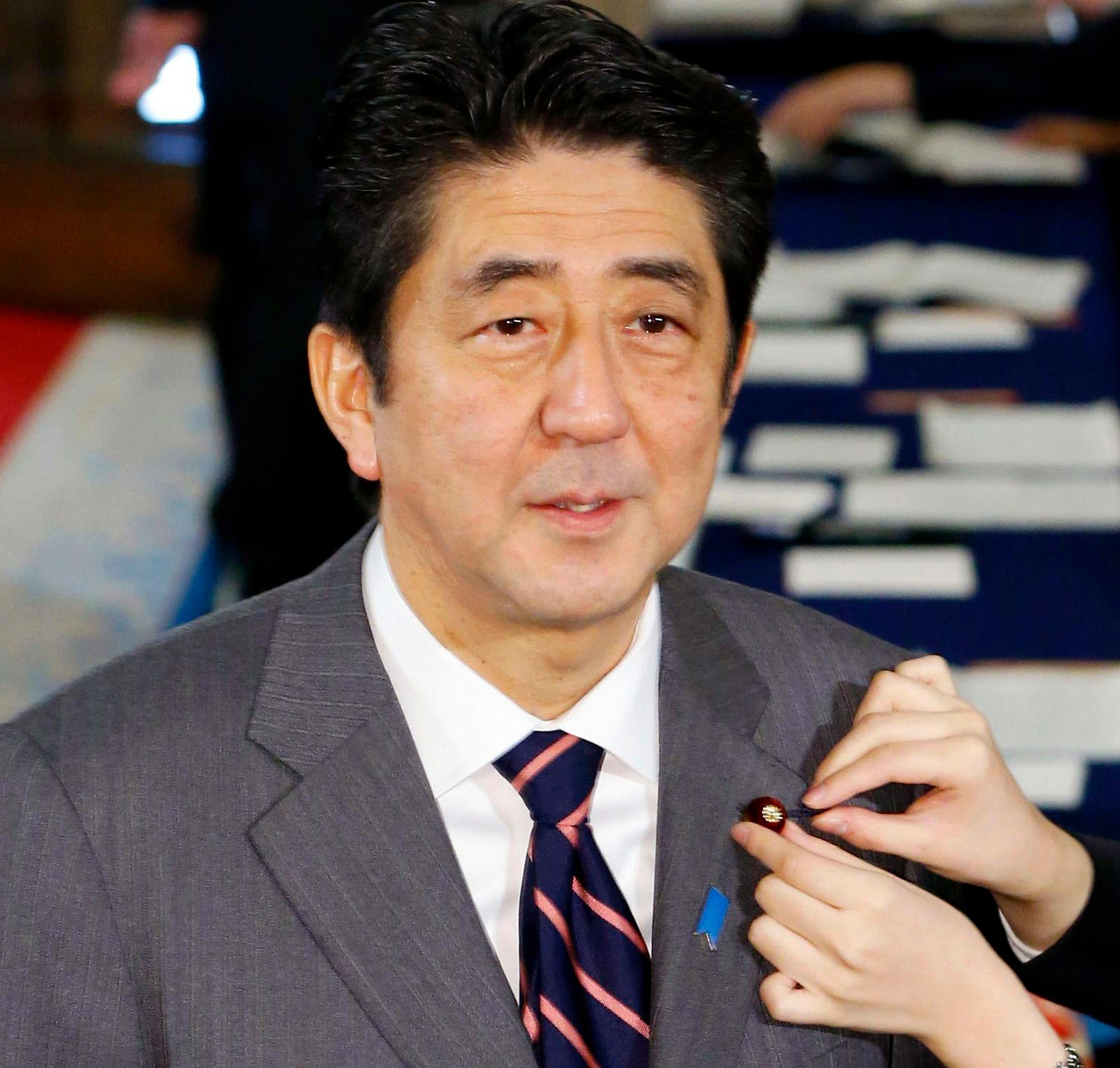 Ap Japan Abe S Third Term I File Jpn