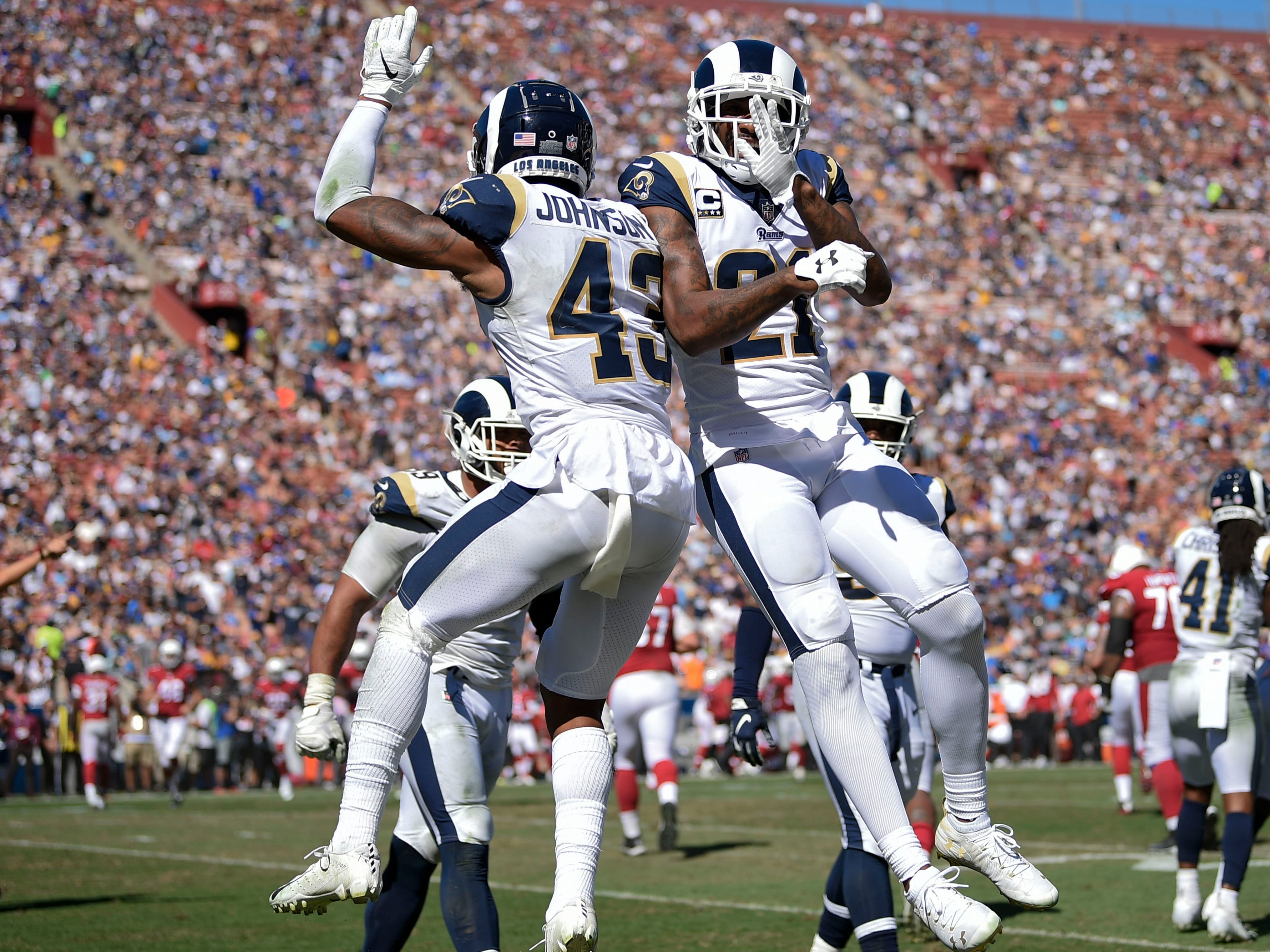 4. Los Angeles Rams