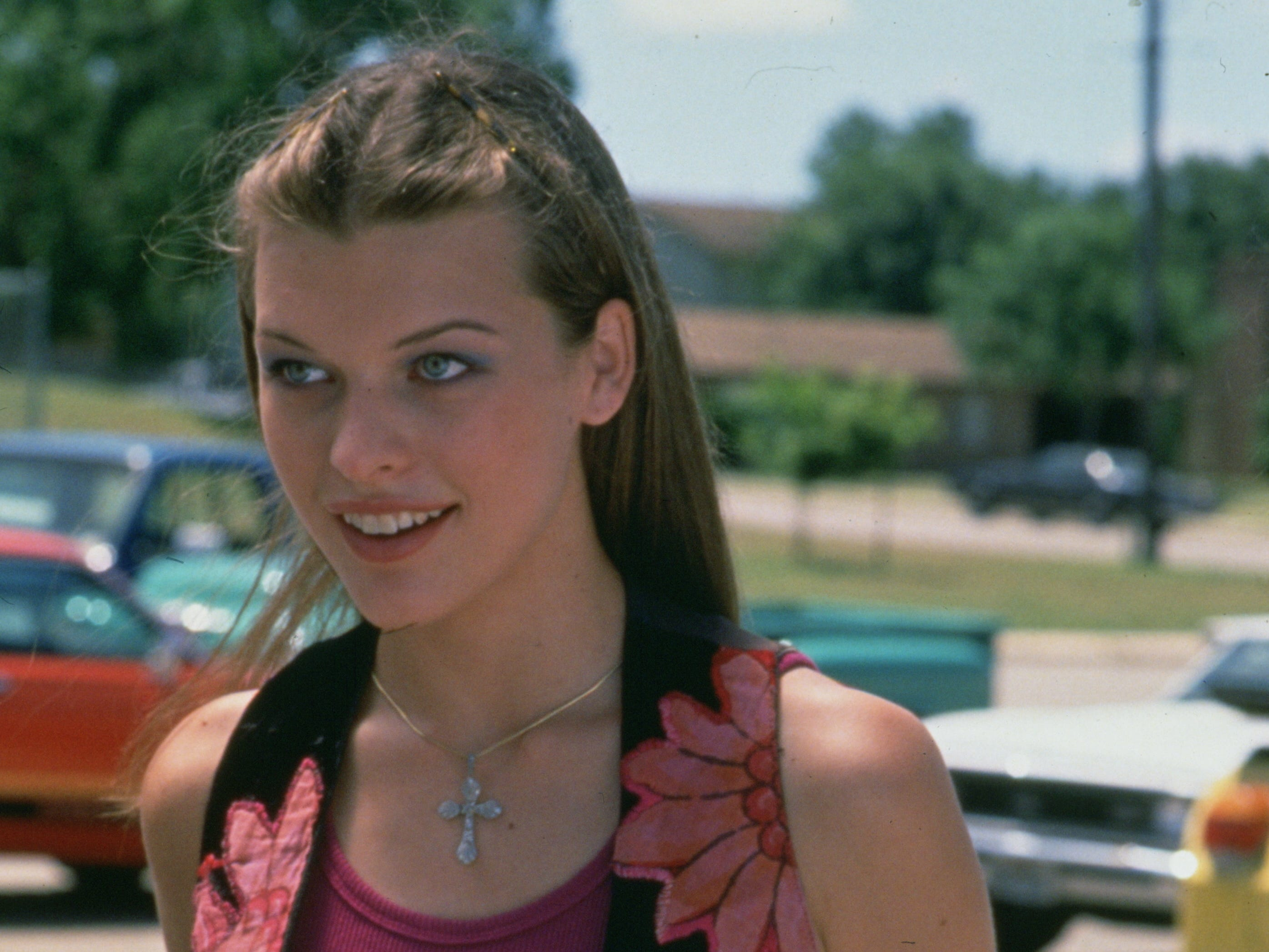 Milla Jovovich as Michelle in 'Dazed and Confused.'