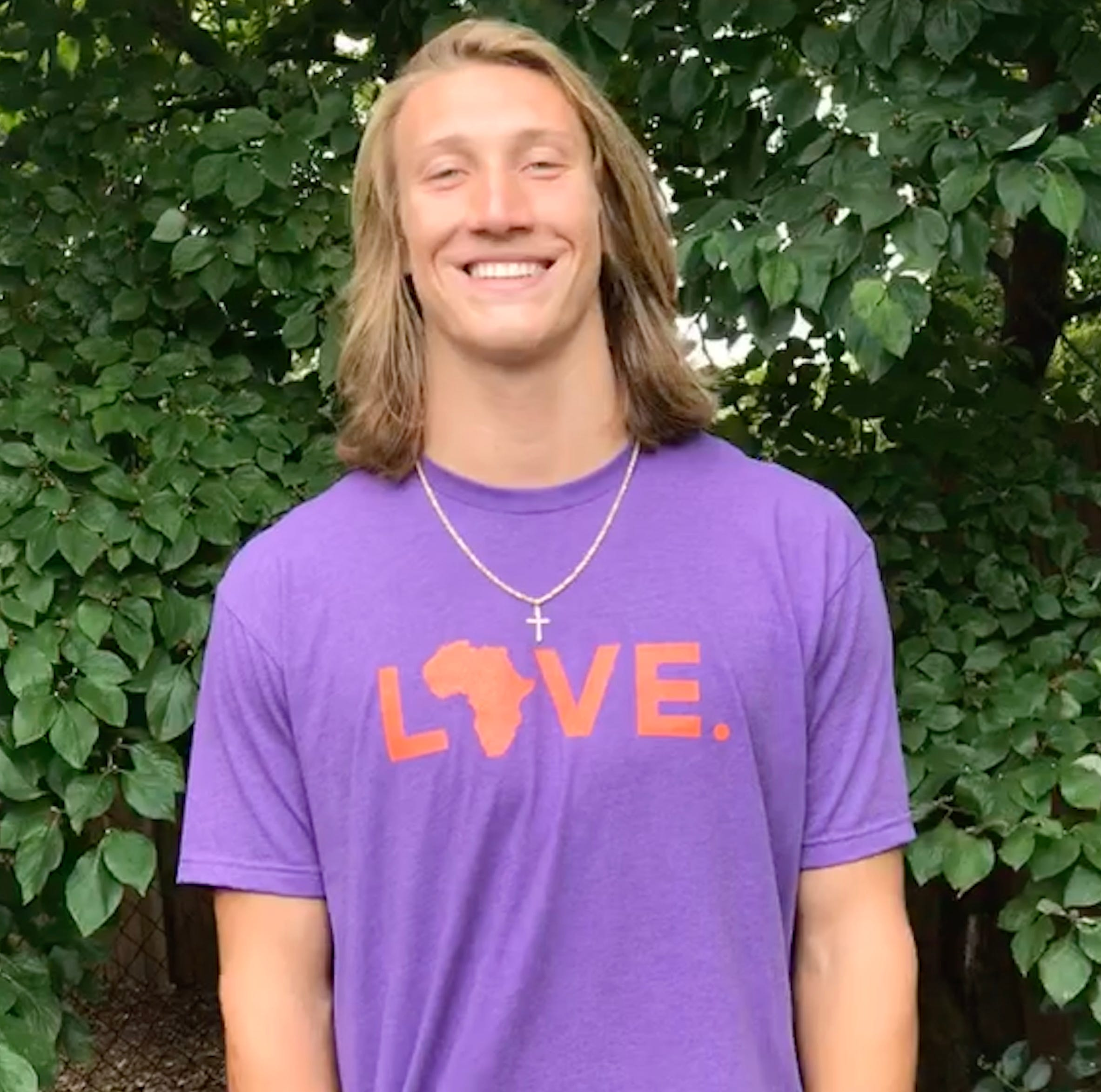 Cartersville made sure football isn't all that defines Clemson QB Trevor Lawrence