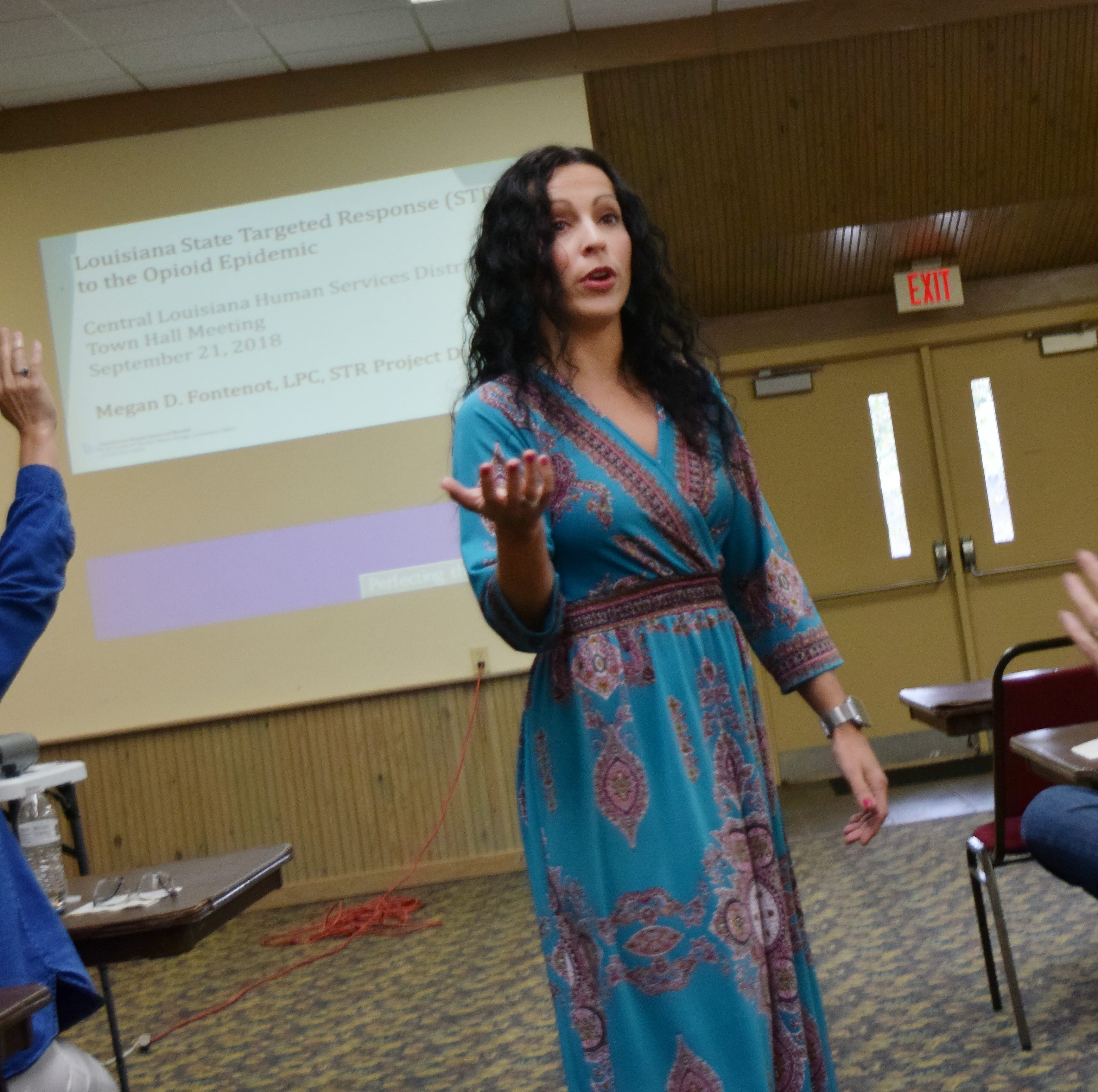 Forum addresses concern of opioid use in community