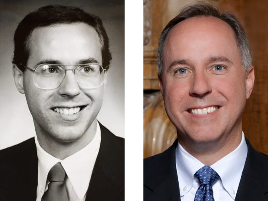 Robin Vos was a student member of the UW System Board of Regents from 1989 to 1991. He is now the speaker of Wisconsin's state Assembly.