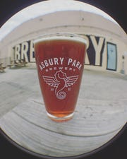 Fest is the fall seasonal offering from Asbury Park Brewery.