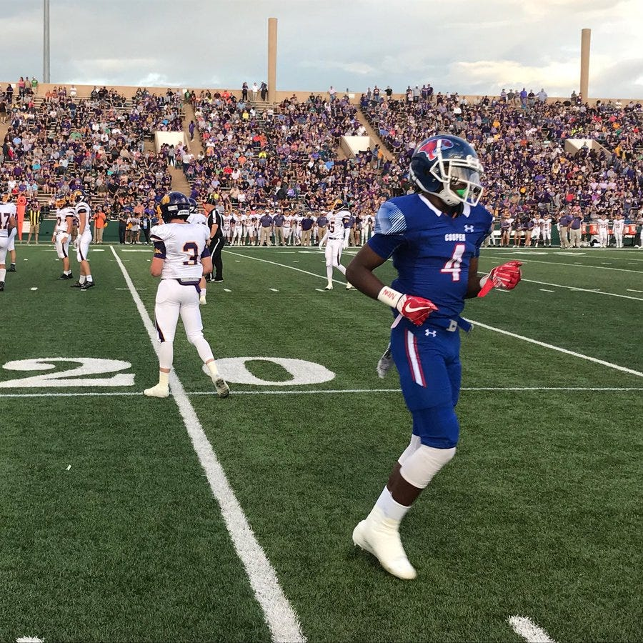 Southtown Showdown: Cooper dominates Wylie for first win of the season