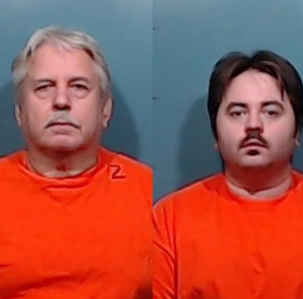 Higher bond set for father and son in shooting of man over trash in Abilene alley