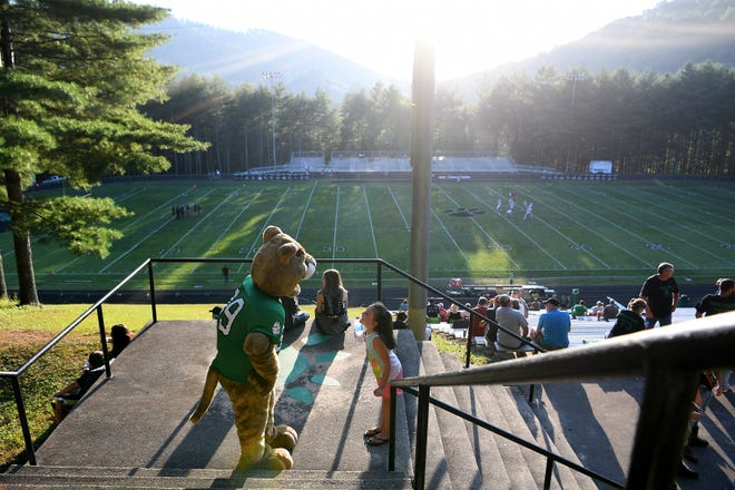 Mountain Heritage has moved its first-round game to Saturday due to poor field conditions.