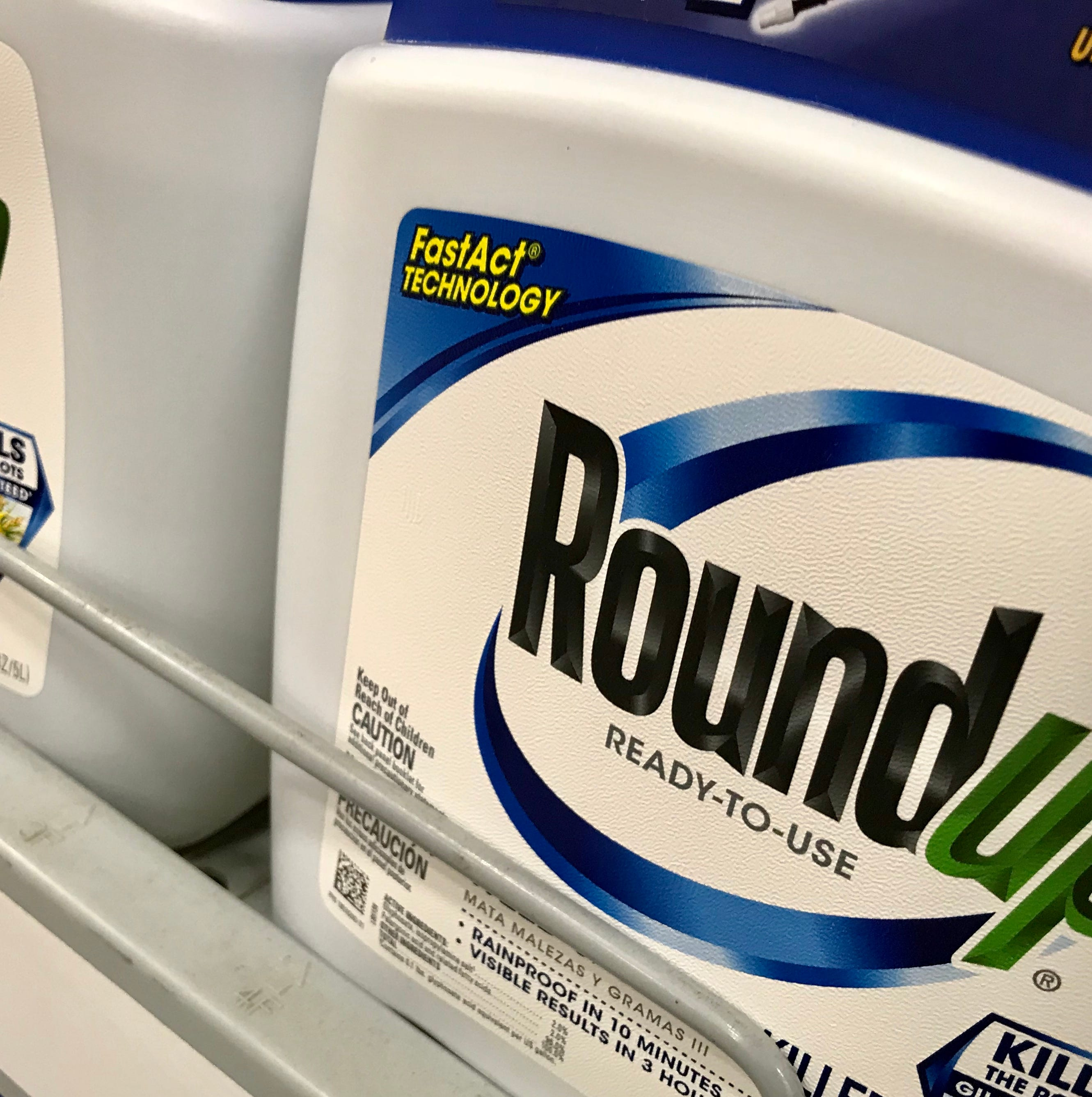 The herbicide Roundup has been in the news recently after a huge settlement in California in favor of a man who claimed the product caused his cancer.