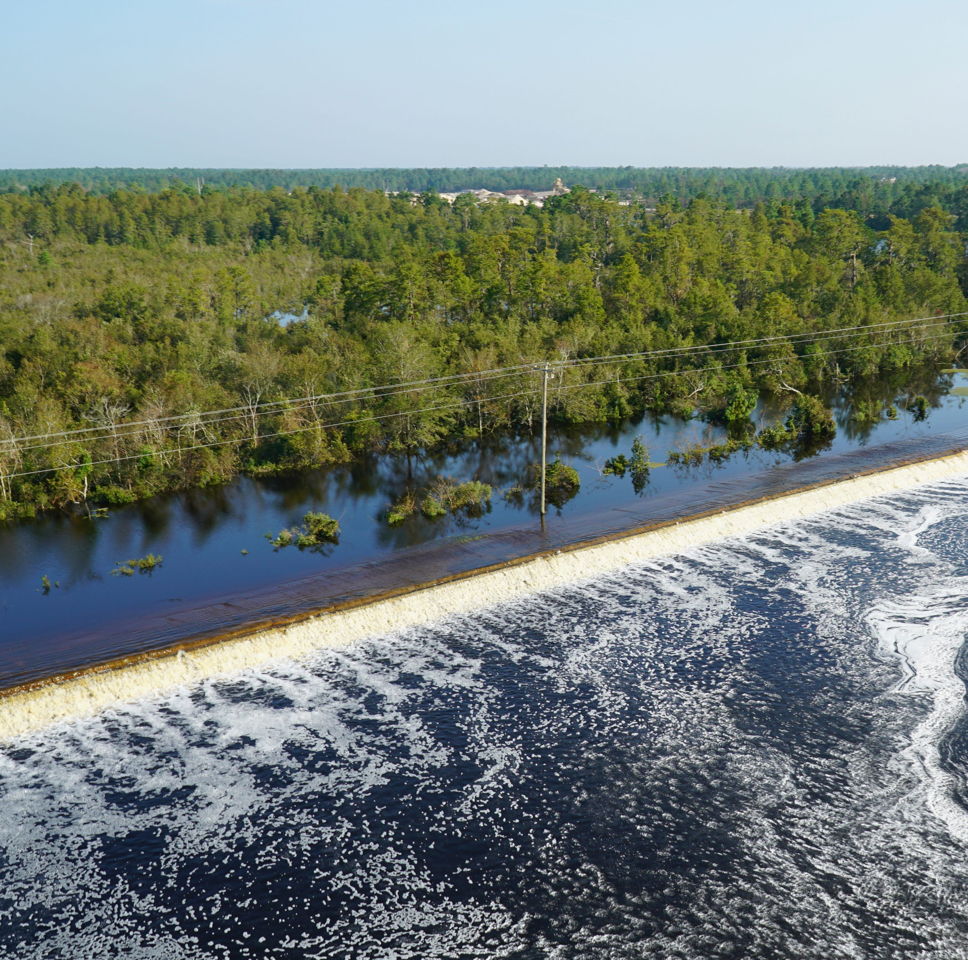 Duke Energy: Dam breached at Wilmington power plant and coal ash may spill
