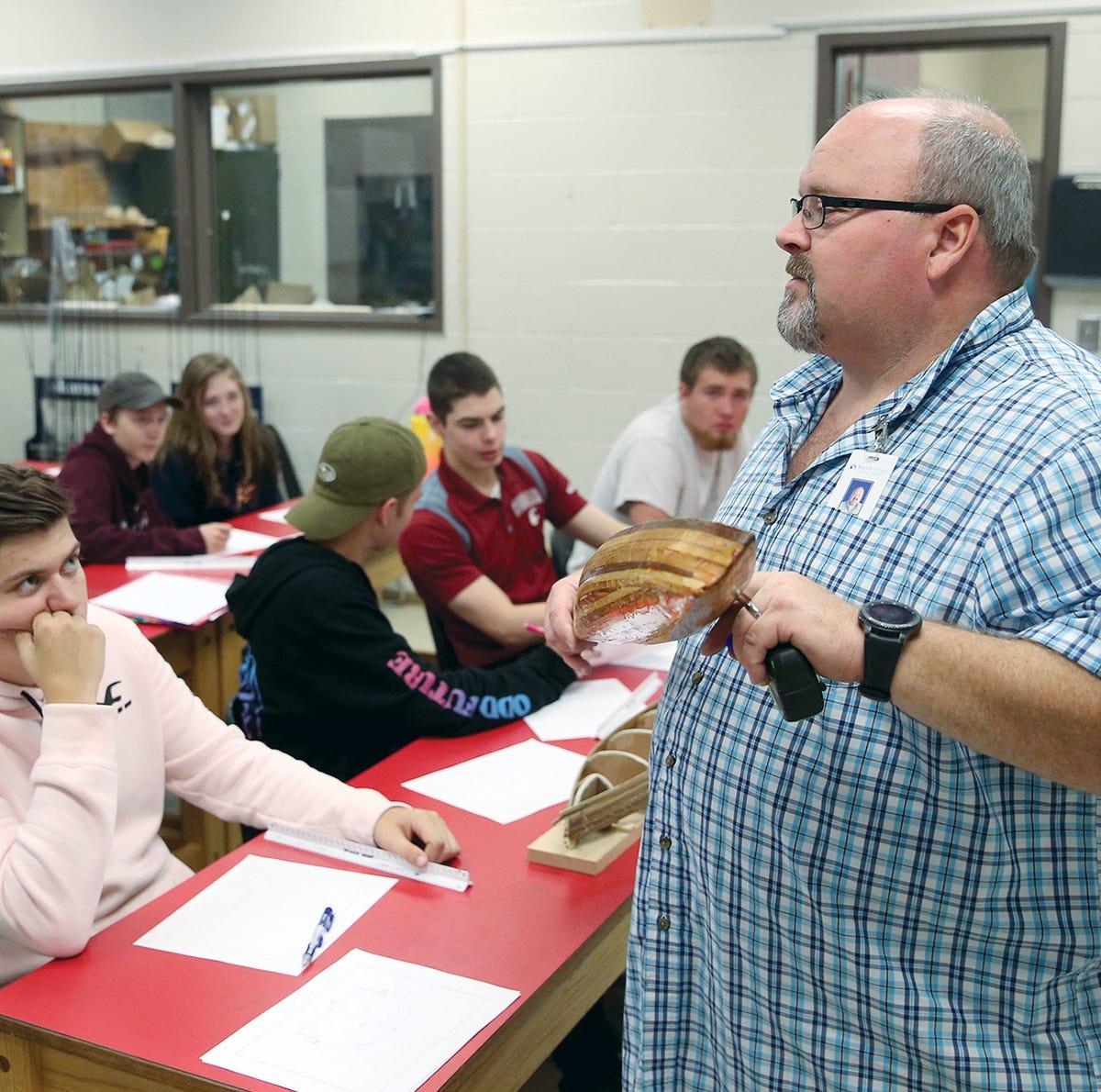 Teacher spotlight: Jeff Winn, South Kitsap High School