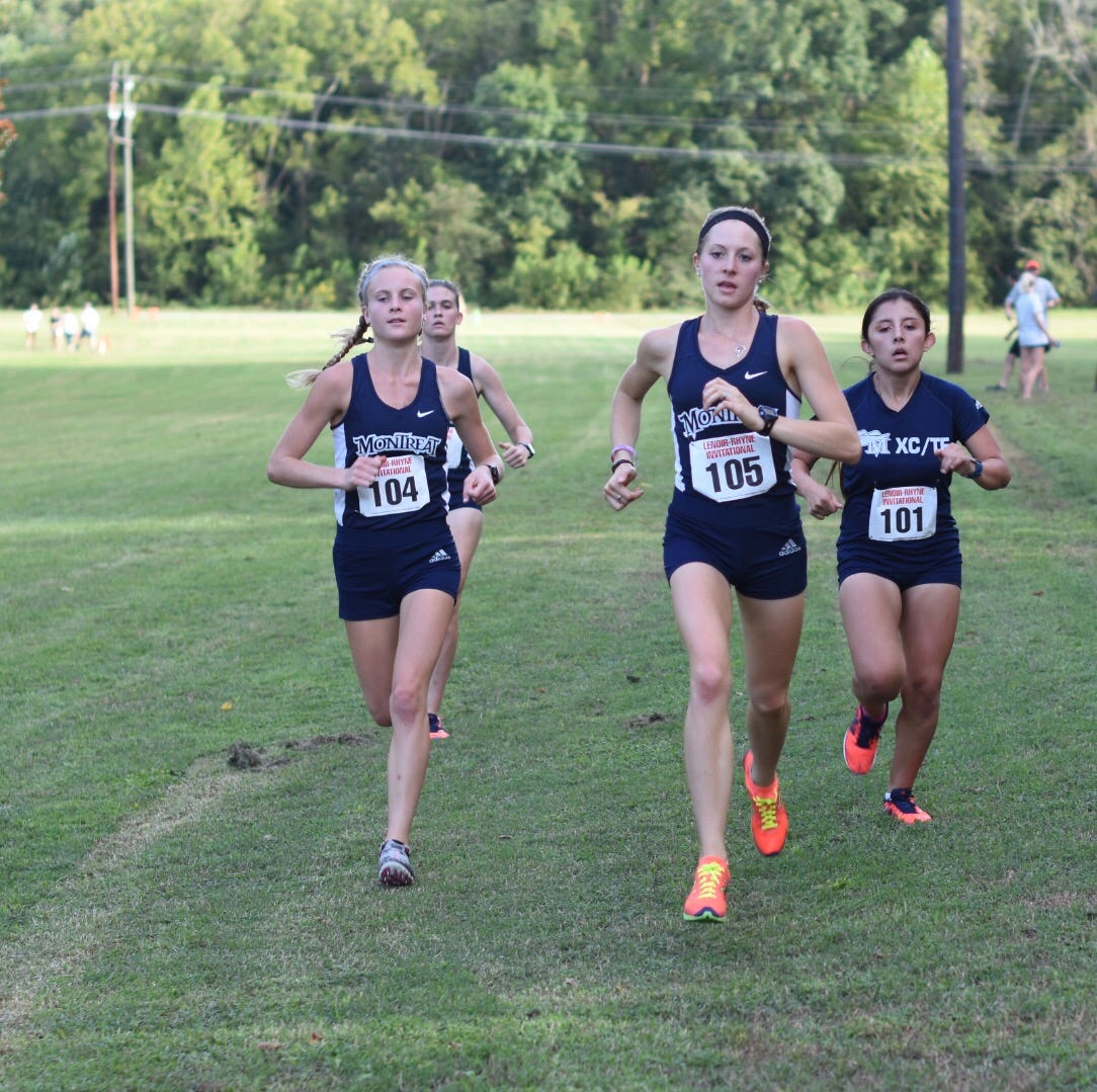 Montreat athlete named NAIA National Runner of the Week