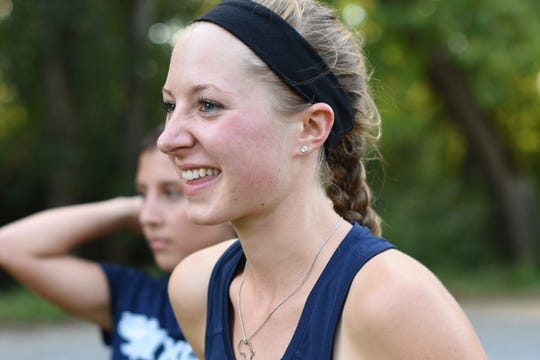 Montreat's Lydia Wilson was named the NAIA National Runner of the Week on Sept. 19.