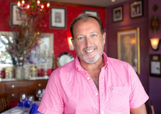 Scott Earick is chef and owner of Scott's on Fifth in Indialantic.