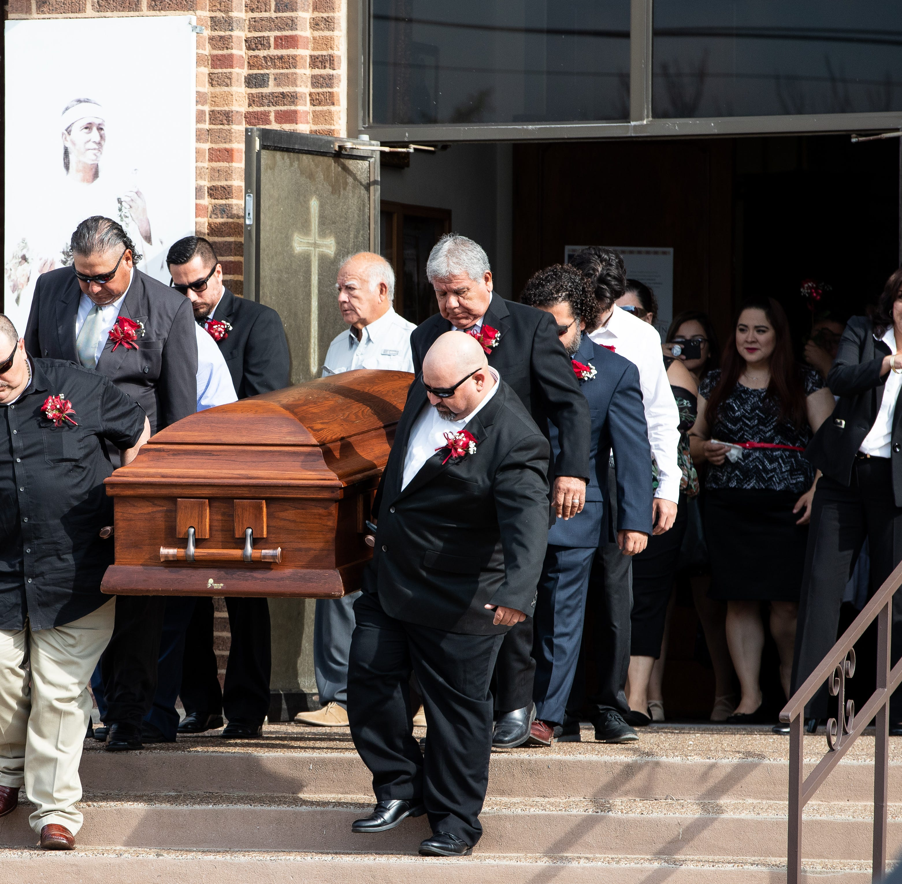 Funerals held for victims of Border Patrol 'serial killer' agent in Laredo, Texas
