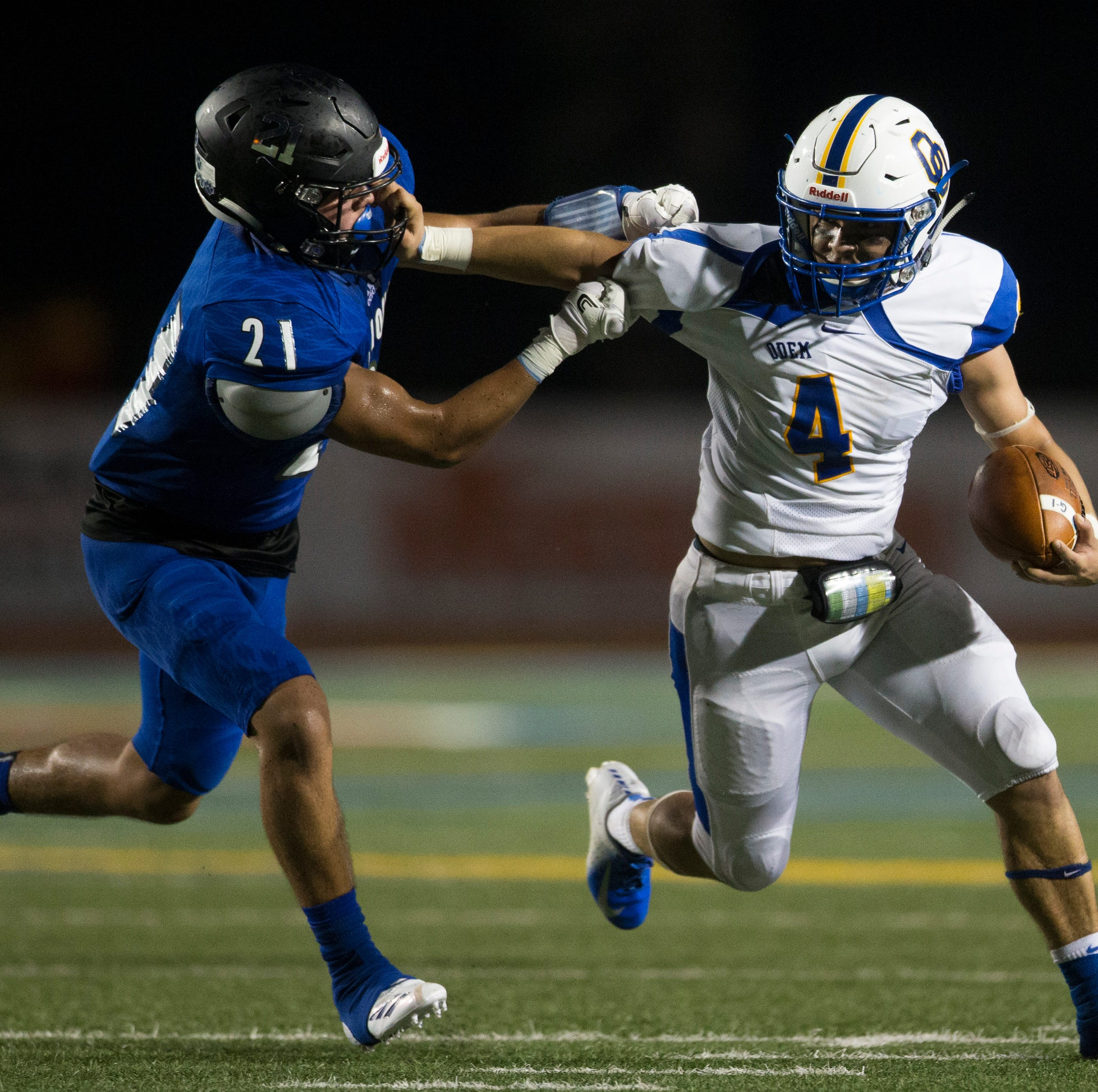 Odem Owls bull way past Santa Gertrudis Academy to finish non-district slate 4-0