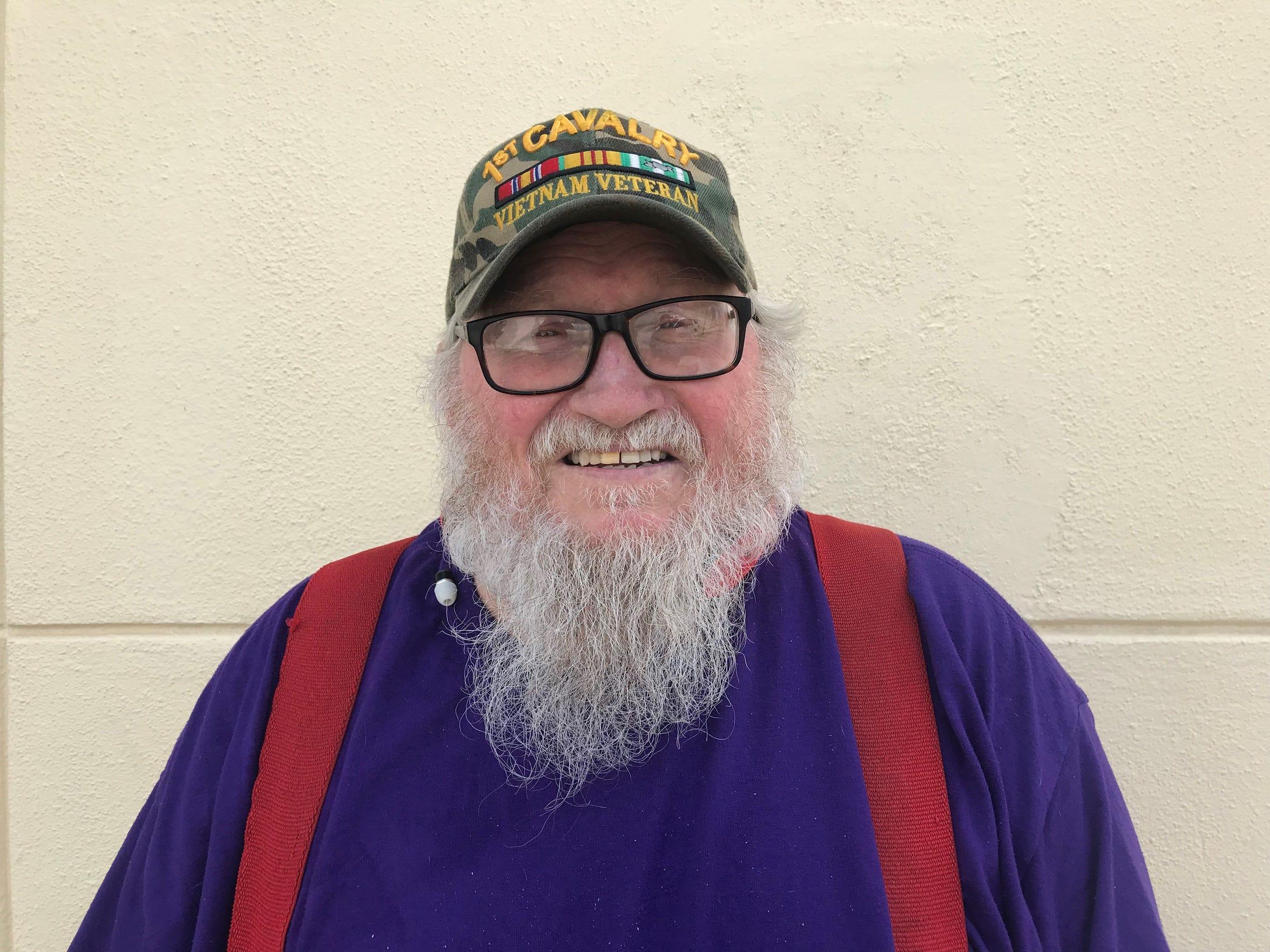 "Corpus Christi City Council District 2 candidate James ""TC"" Chadden"