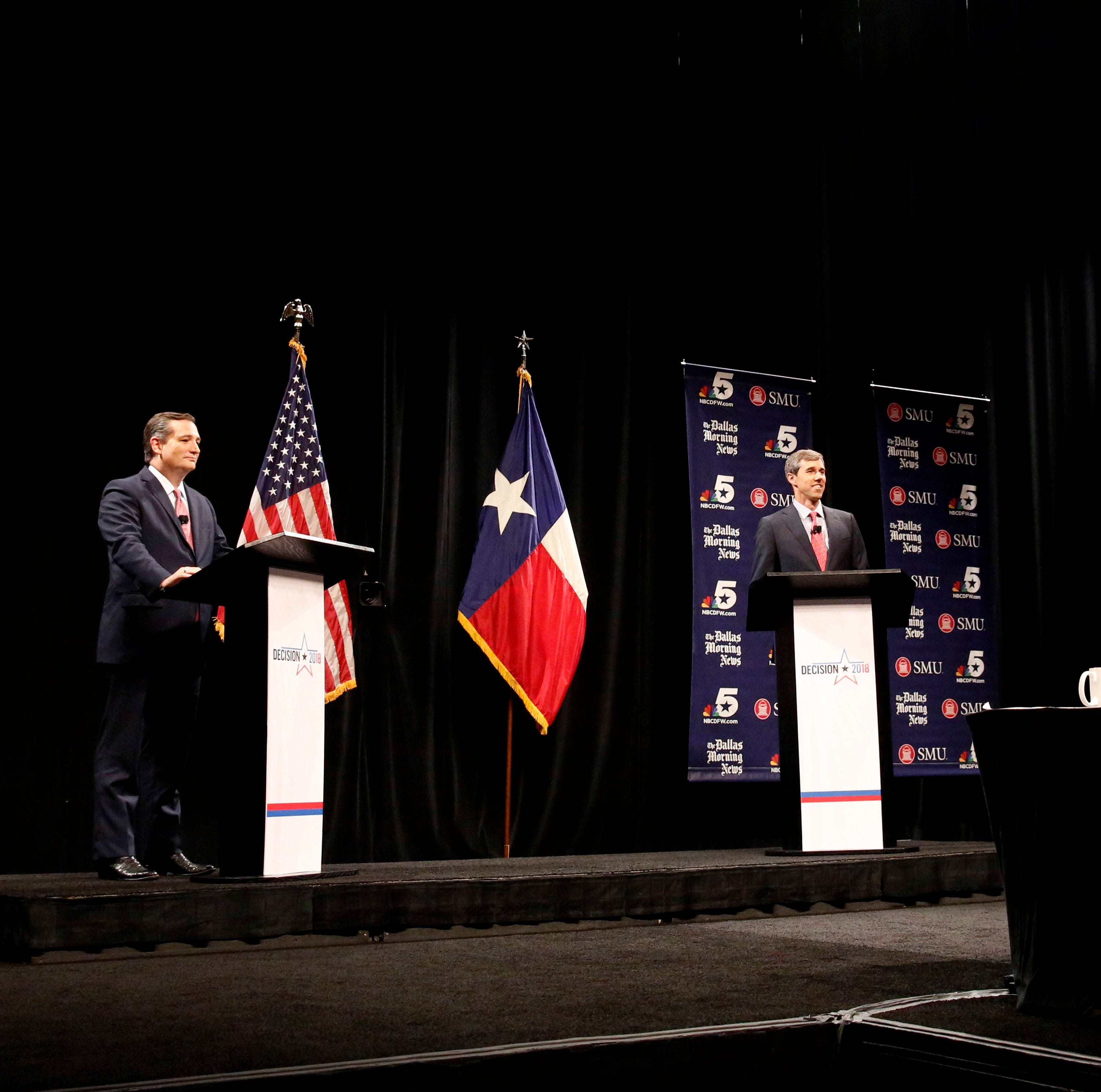 Beto-Cruz debates: What are viewers saying online?