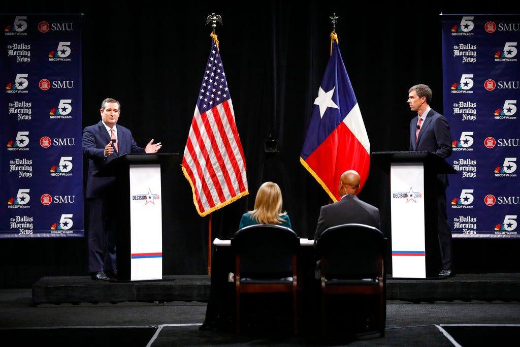 Beto-Cruz Debate: How to watch tonight's debate between Ted Cruz and Beto O'Rourke | El Paso Times