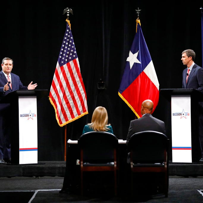 Beto-Cruz Debates: How to watch tonight's debate in San Antonio