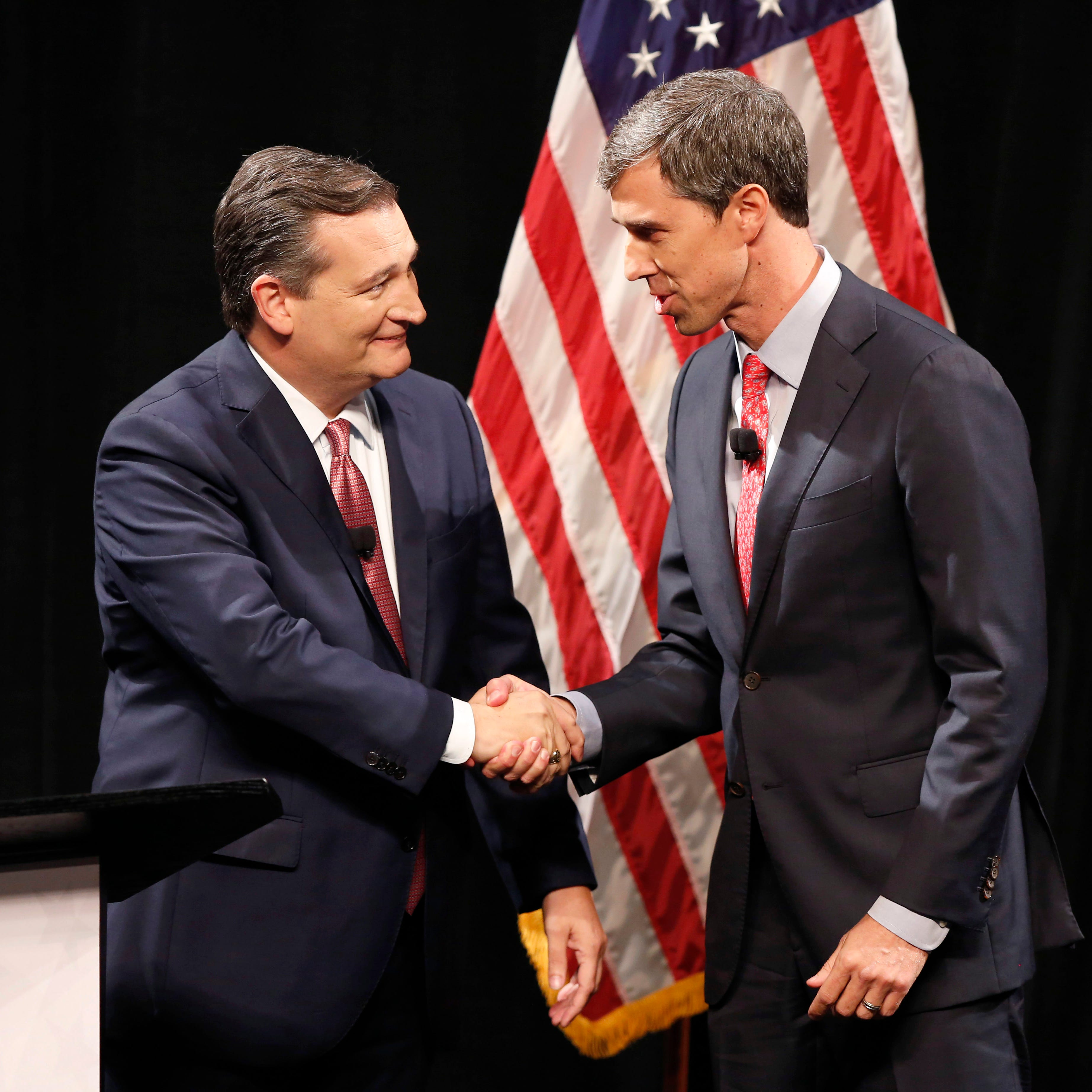 Experts say Ted Cruz wins first debate on style while Beto O'Rourke scores on likeability