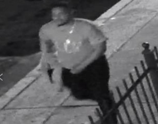 Surveillance photo Faulkner homicide 1