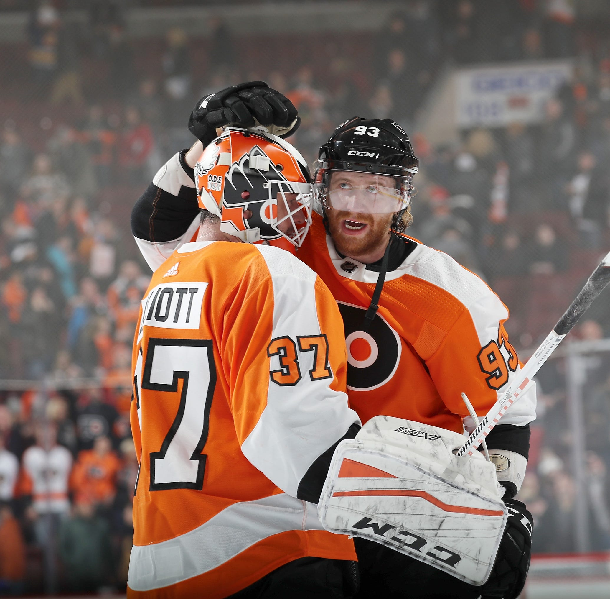 "Q&A with Flyers right wing Jake Voracek: ""Our team is good enough to make a run"""
