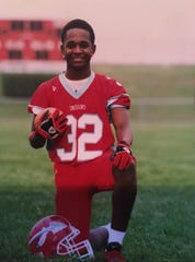 Basim Gilliard, a 2010 Pennsauken High graduate, played football throughout his youth.