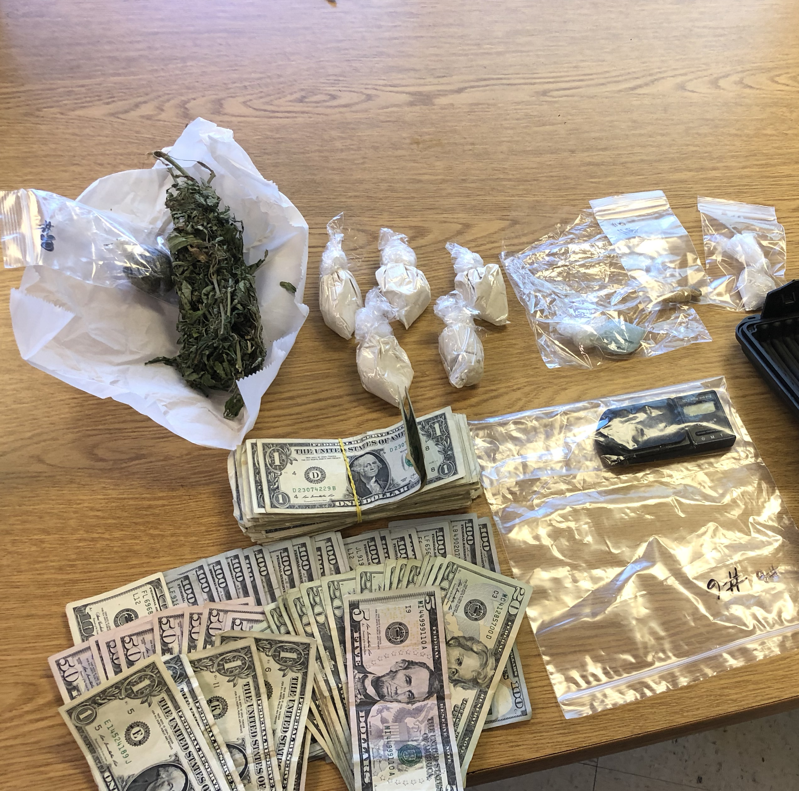 Chillicothe police find 6 oz. heroin, 1 ounce suspected carfentanil in drug raid