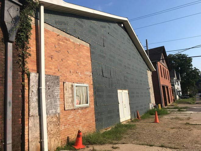 This building at 83 S. Walnut Street is being renovated into a future home for Chillicothe Civic Theatre.