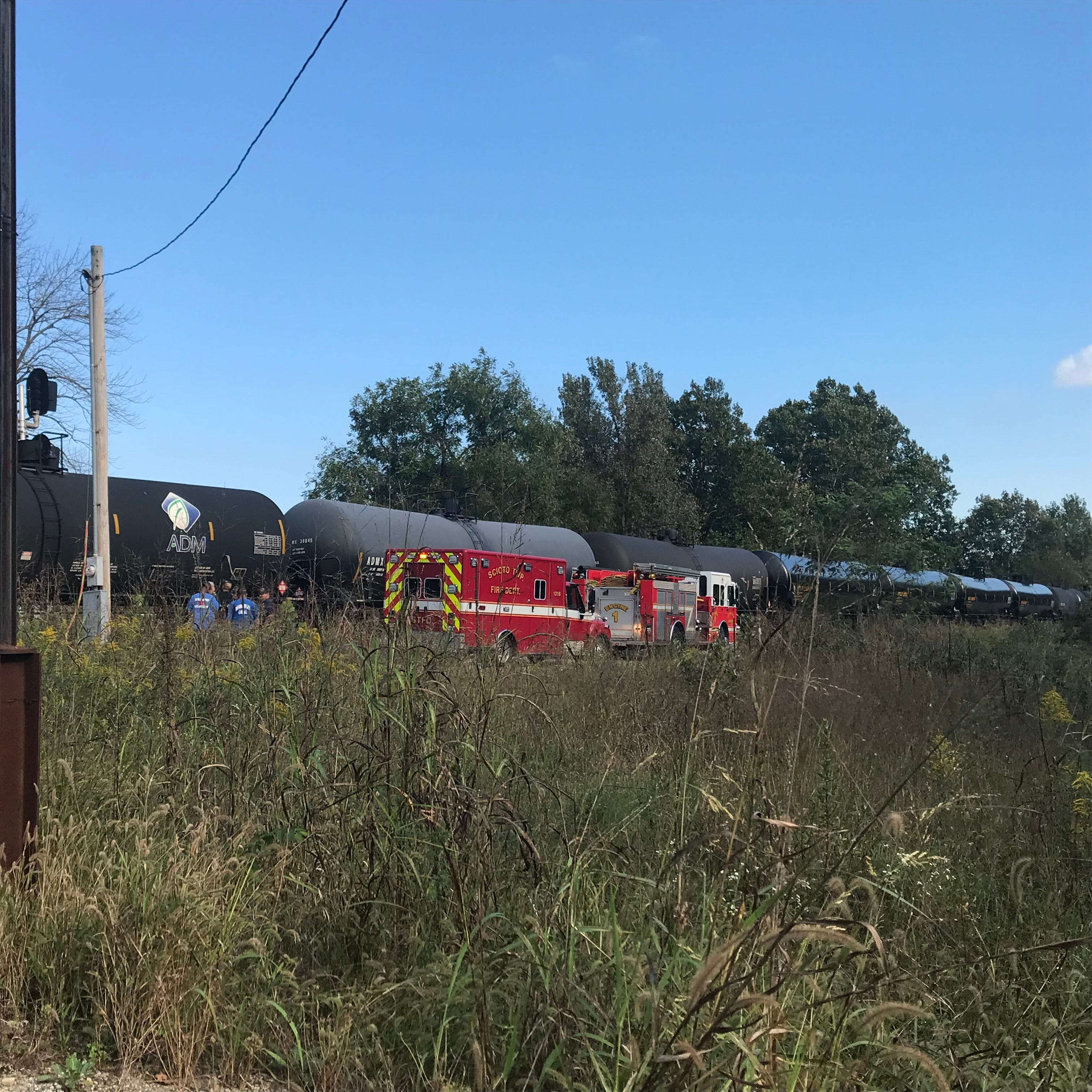 Man killed after being struck by train in Ross County