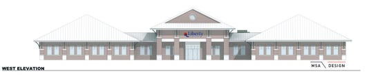 Lib Twp Revised Admin Building