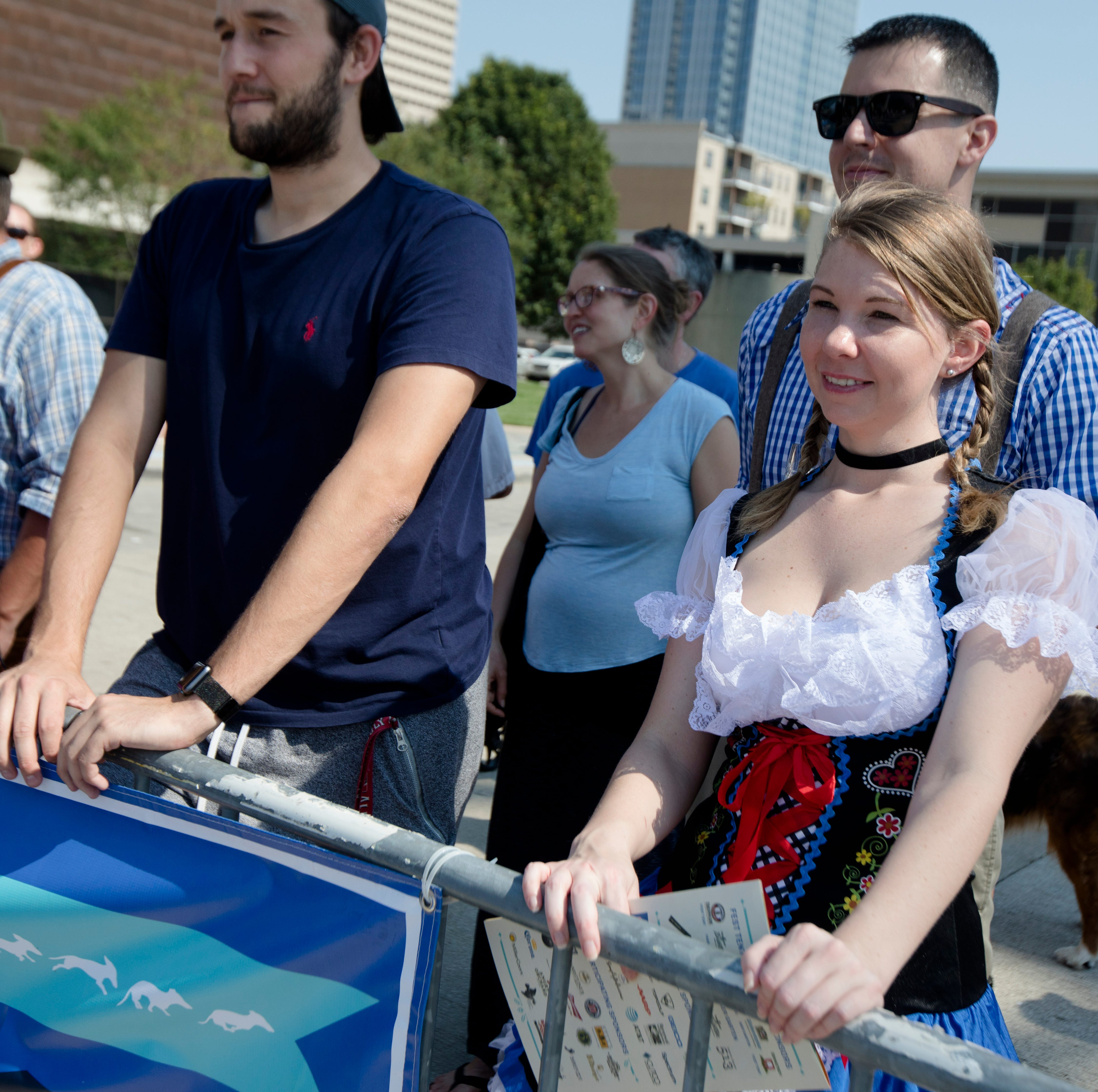 Oktoberfest weather outlook includes chance of showers, cooler temps