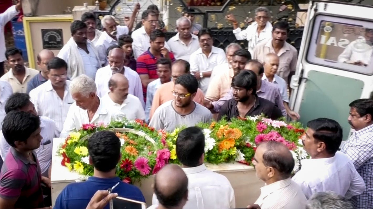 Cincinnati Shooting Victim Returns Home To India For Hindu Funeral
