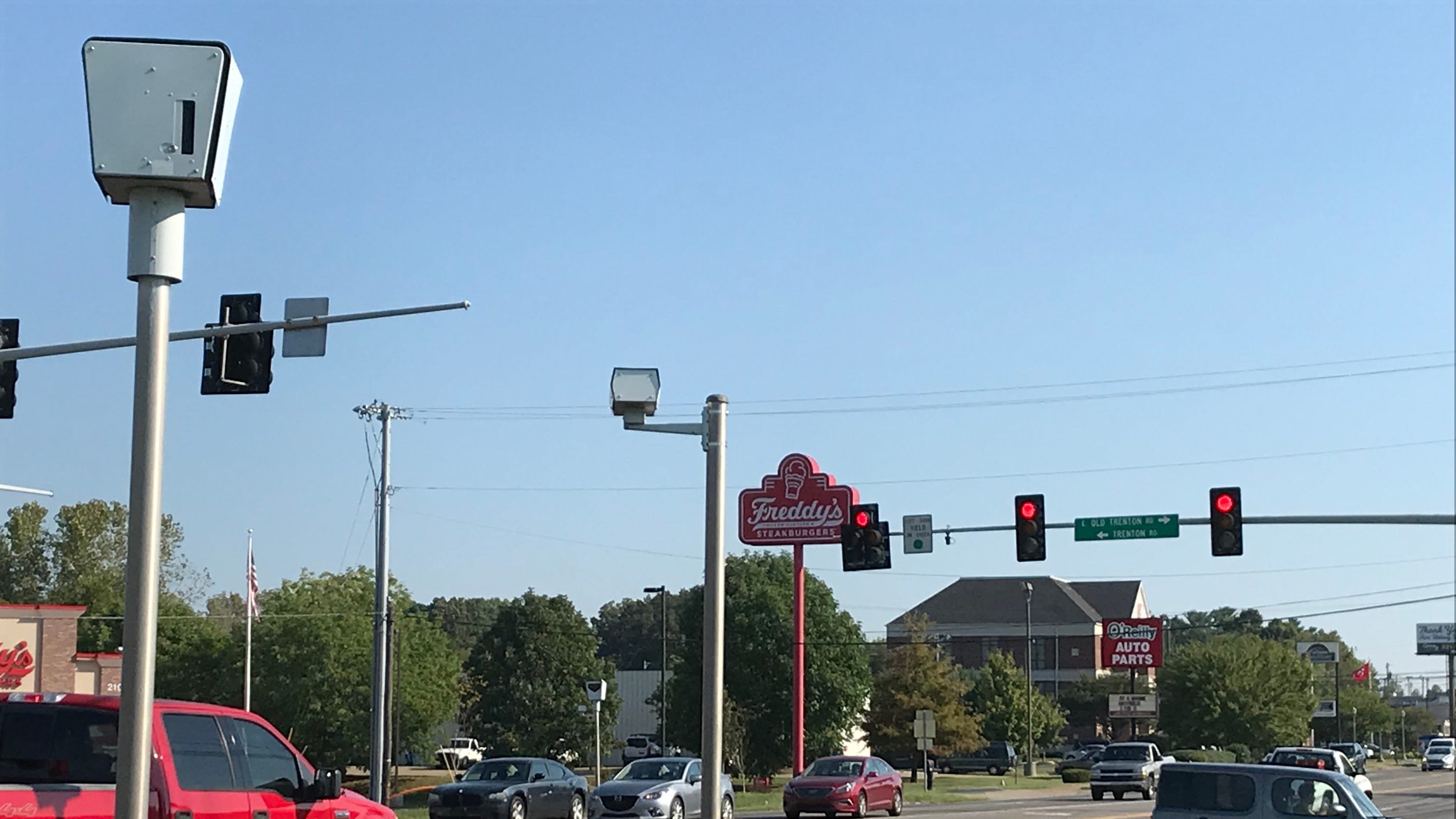 Could Tennessee finally hit the brakes on red-light cameras?