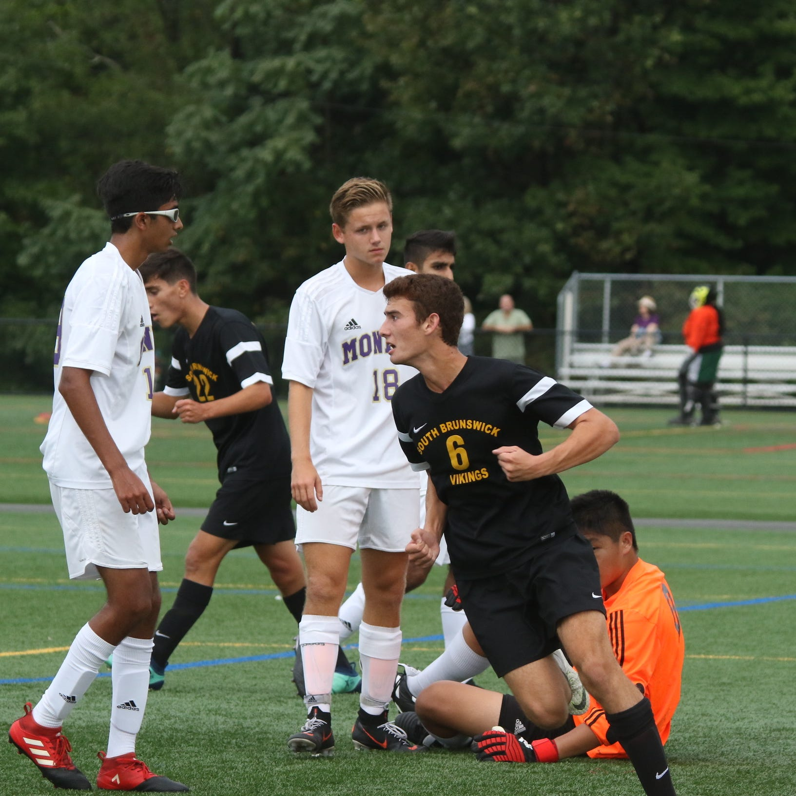 Boys soccer: South Brunswick's Ferry voted Athlete of the Week