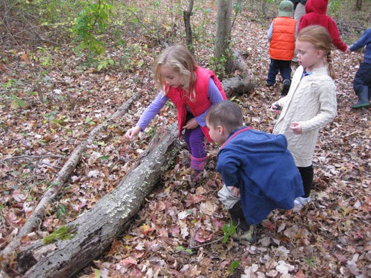 Register now for science and nature programs for children PHOTO CAPTION