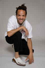 """A thrilling new program """"All Funk'd Up"""" featuring tap superstar Savion Glover is coming to the State Theatre. A mesmerizing interplay of percussive genius featuring Glover's six-piece band and company of dancers will illuminate original grooves and compositions that only a percussive master could."""
