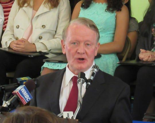 Rep. Leonard Lance (R-District 7)  said the example of John Basilone should inspire future generations.