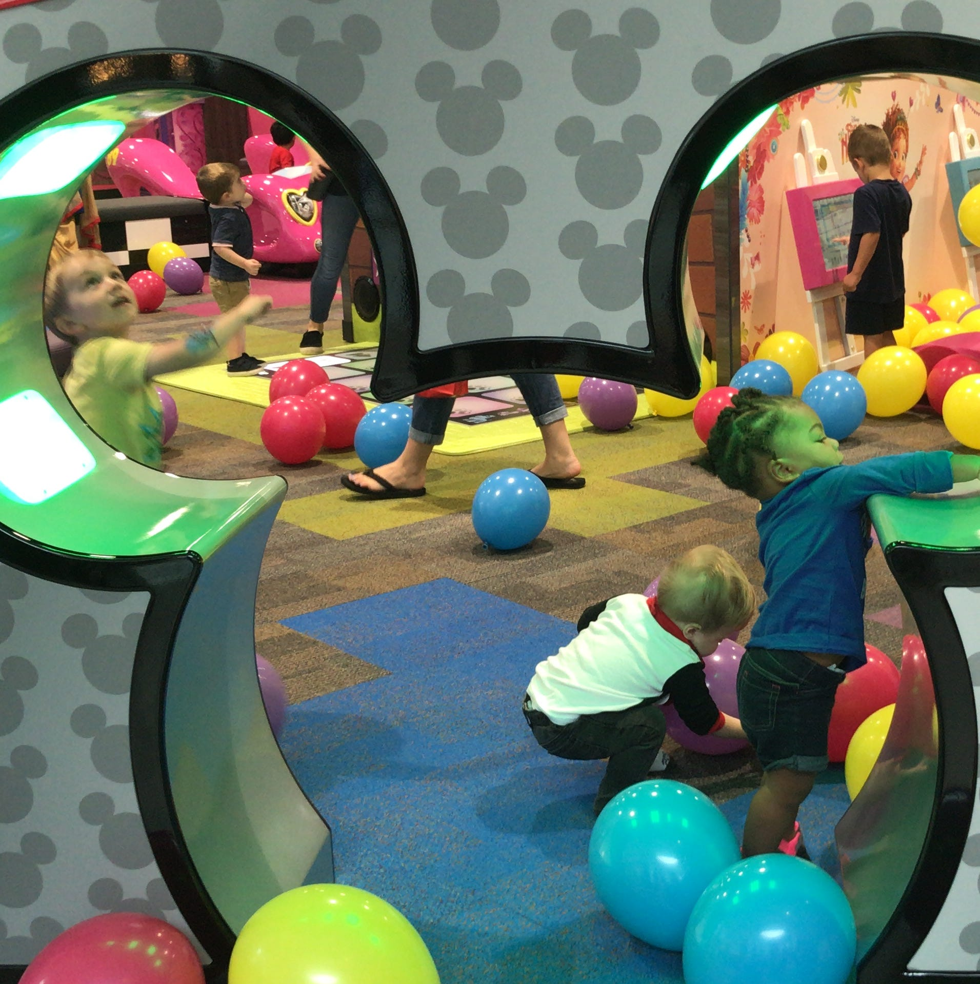 Disney Junior Play Zone opens at Menlo Park Mall in Edison