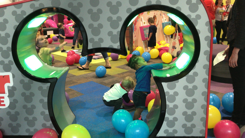 disney junior play zone opens at menlo park mall in edison