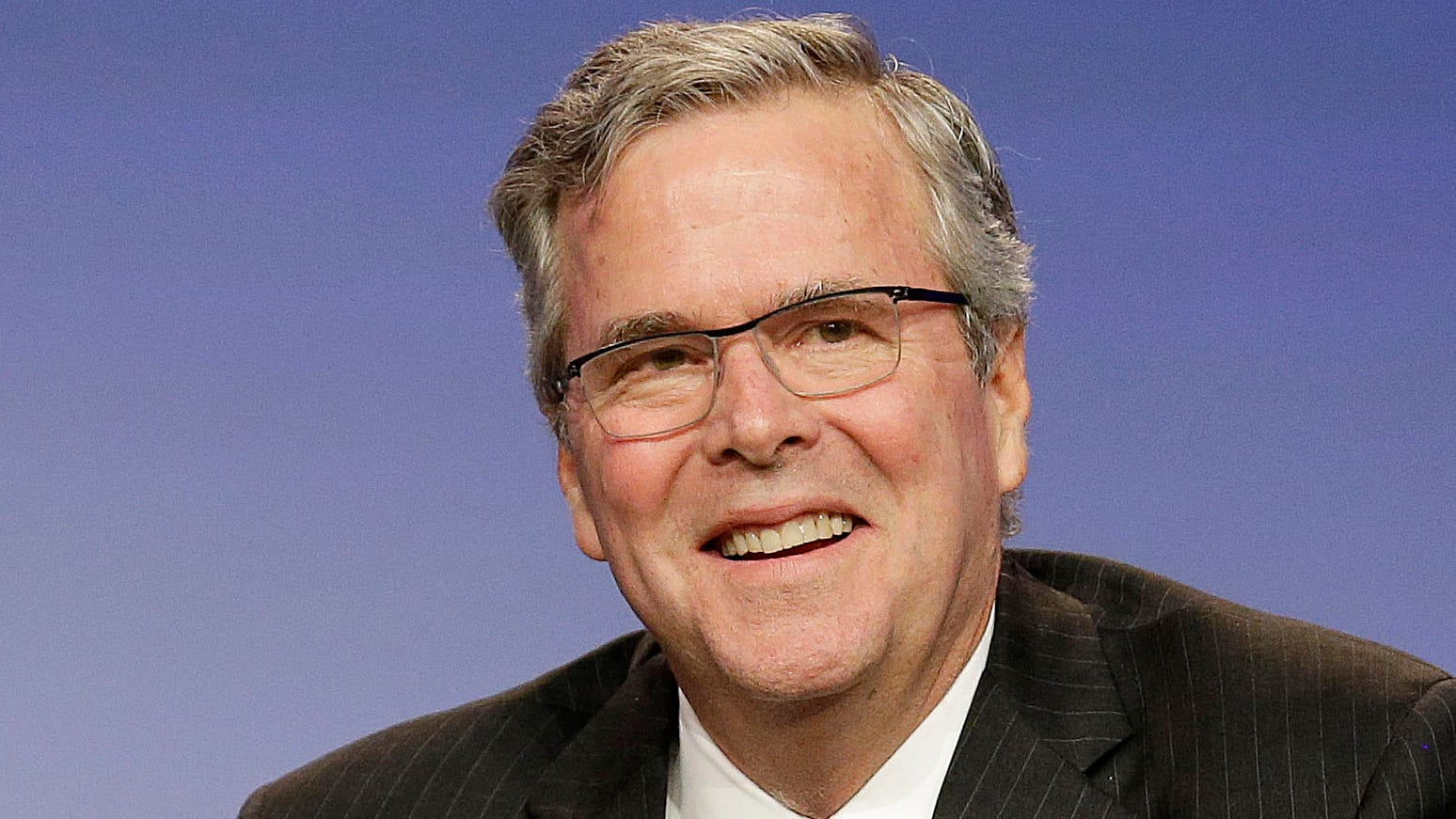 Jeb Bush, former Florida governor and presidential candidate, will address the West Michigan Policy Forum in Grand Rapids on Monday, September 24, 2018.