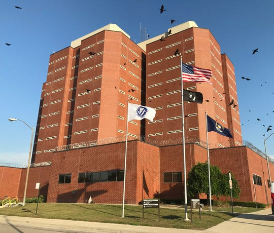Macomb County Jail in Mt. Clemens