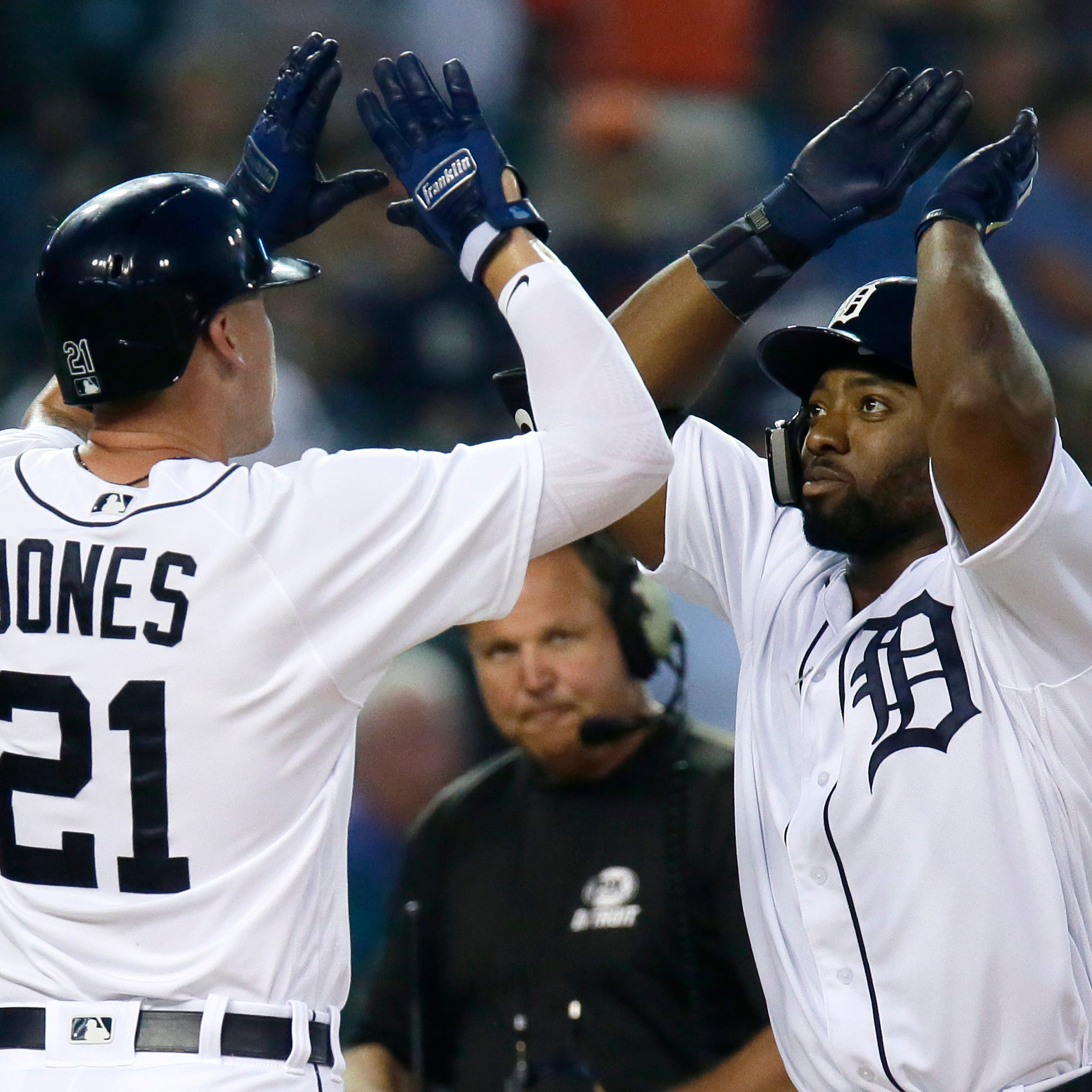 Tigers beat Royals as rookie Stewart makes first big splash
