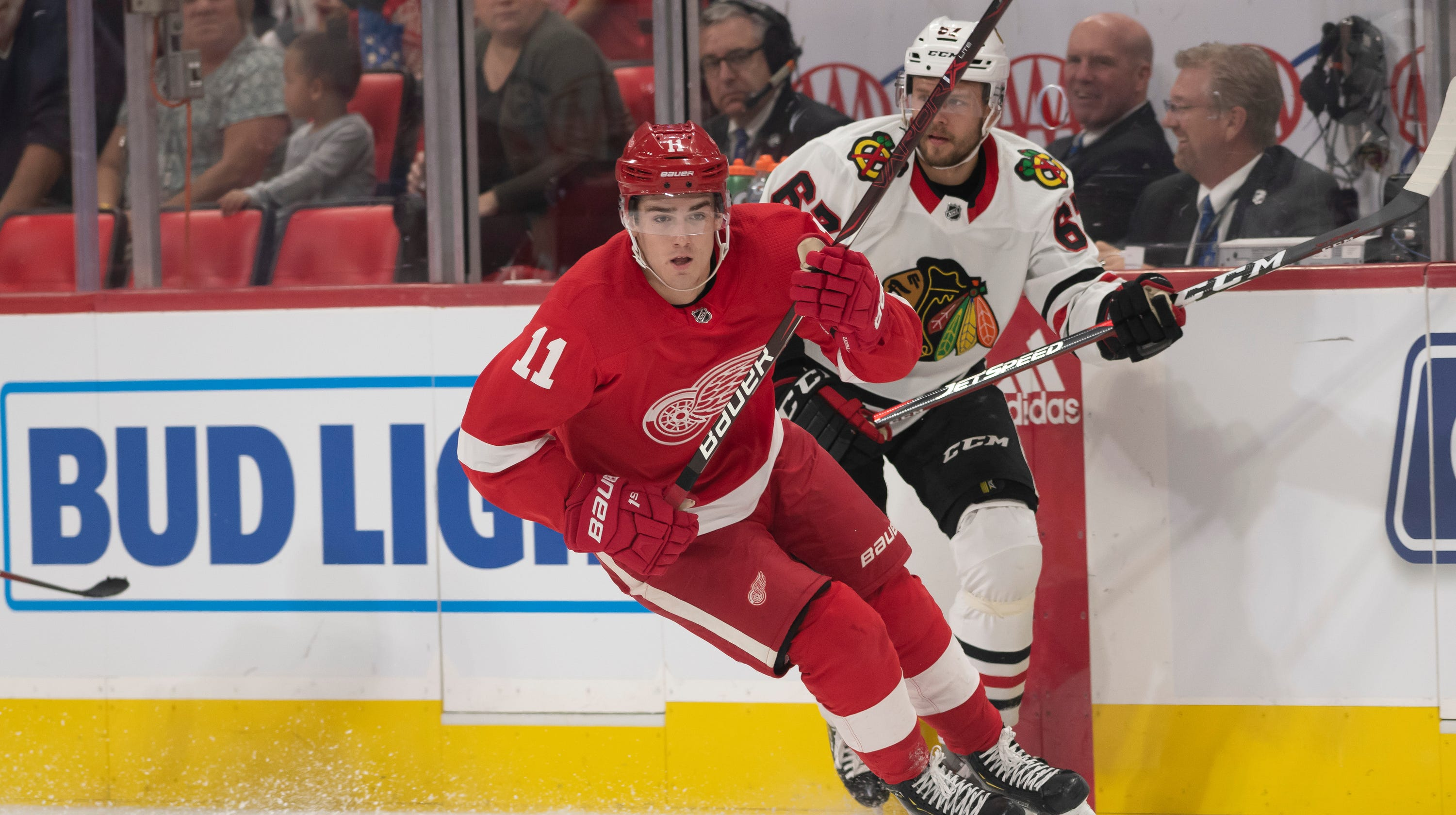Jeff Blashill eager to see Filip Zadina debut for Detroit Red Wings c65541218
