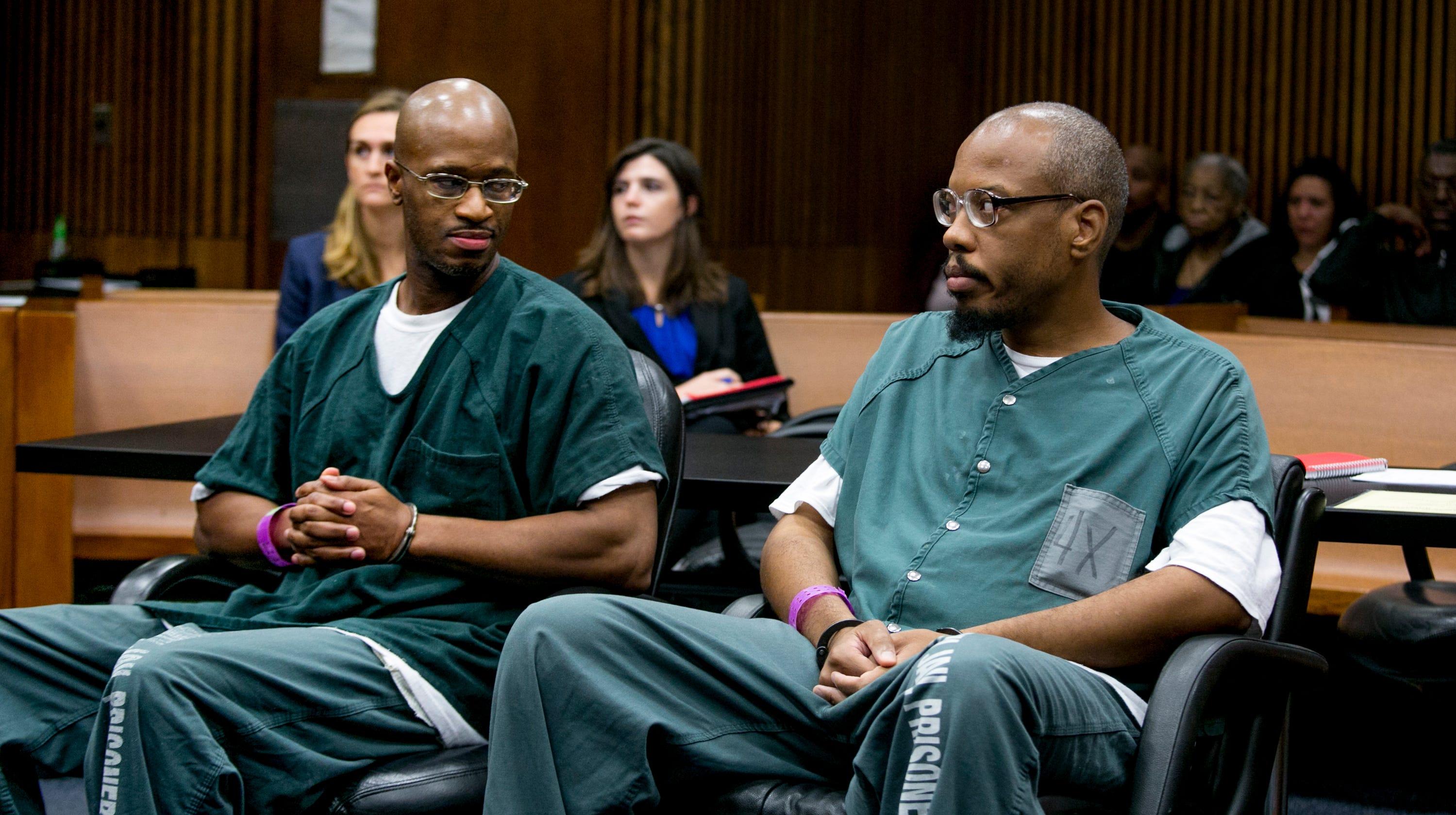 2 get $250K bonds pending retrials in '99 Mother's Day murder