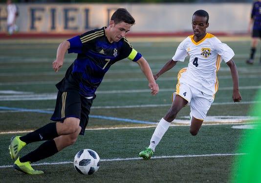 Fort Collins boys soccer