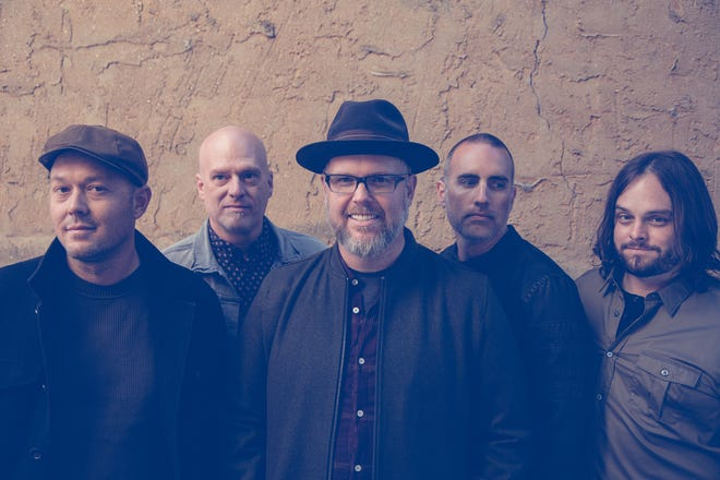 MercyMe will play the Resch Center on March 21.