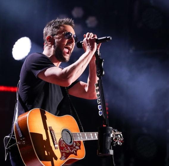 Eric Church to play a two-night stand in Greenville