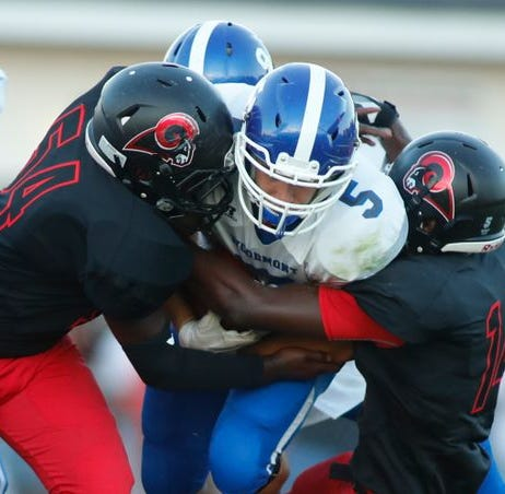 High School Football Scoreboard: Greenville area scores from Week 5