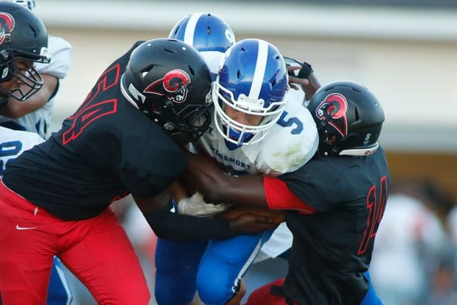 Woodmont takes on Hillcrest in this file photo